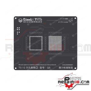 شابلون 3D بلک CPU آیفون 5S