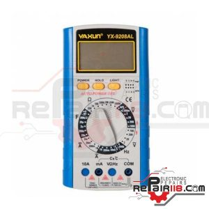 مولتی متر دیجیتال یاکسون Yaxun YX-9208AL