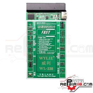 برد-و-کیت-تست-و-شوک-و-شارژ-باتری-WYLIE-WL-338