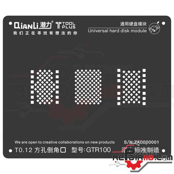 شابلون QianLi ToolPlus 3D iBlack