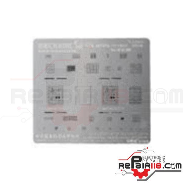 شابلون Mechanic S24 iPhone 11/ 11Pro