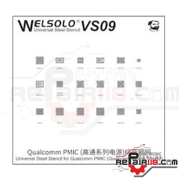 شابلون CPU Mechanic VS09