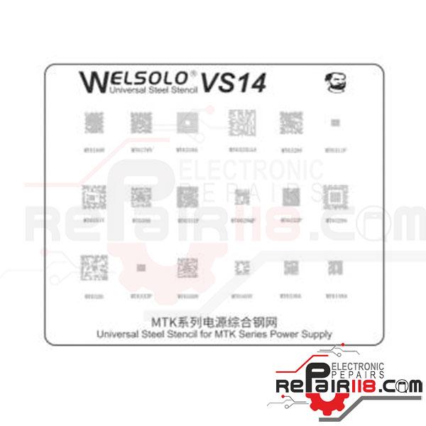 شابلون POWER SUPPLY Mechanic VS14