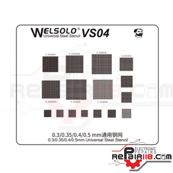 شابلون Android Mechanic VS04